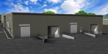 Industrial Space Available Summer 2021